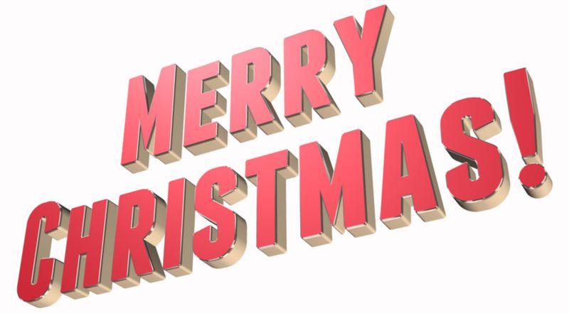 3D-Merry-Christmas